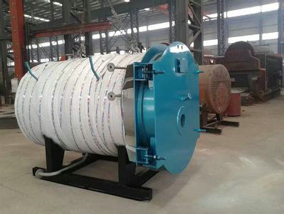 Industrial Natural Gas Hot Water Boiler Horizontal Fire Tube Boiler For Green House
