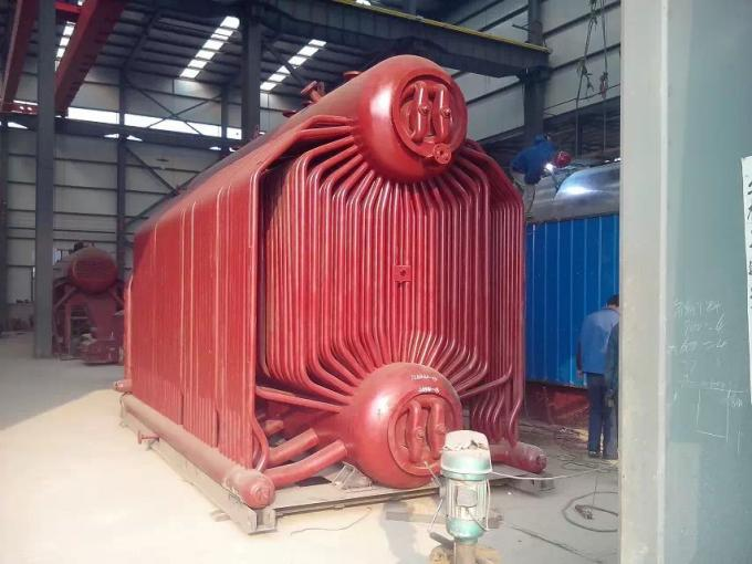 Low Pressure Coal Fired Steam Boiler Wood Chip Biomass Boiler Over - Limit Protection