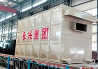 China Chain Grate Stoker Thermal Oil Boiler Horizontal Thermal Flooding Boilers company