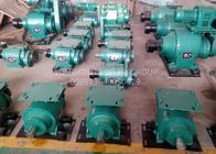 China 90 Degree Reduction Gearbox Worm Gear Reduction Gearbox Three Circle Type factory