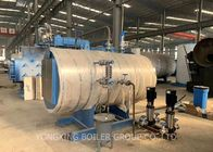 China Large Industrial Gas Fired Boilers , Automatic Running Fire Tube Steam Boiler company
