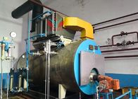 China Automatic Industrial Oil Fired Steam Boiler For Brewery Factory High Efficiency company