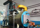 Horizontal Natural Gas Hot Water Boiler Heating Systems For Washing Industry