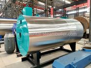 China Industrial oil Fired Thermic Fluid Heater , Oil / Gas Fired Thermal Fluid Systems company