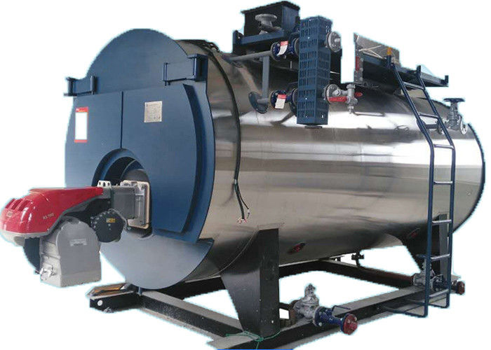 High Efficiency Gas Fired Steam Boiler For Laundry 8 Ton 5 Ton 3 Ton Per Hour