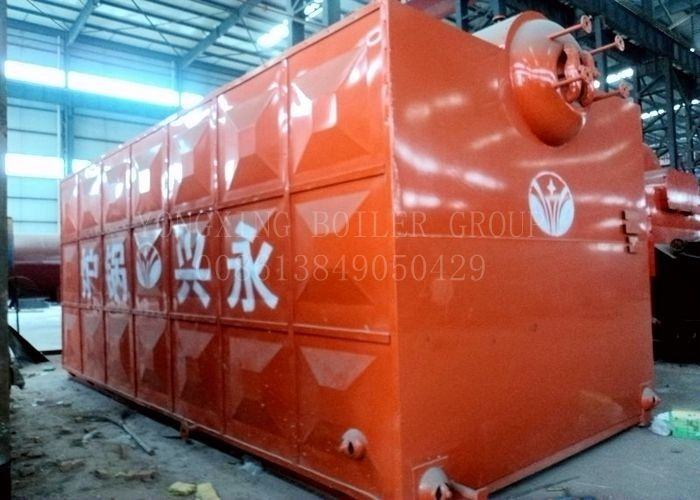 Energy Saving  Biomass Fired Steam Boiler Sawdust Fired Boiler Low Pressure