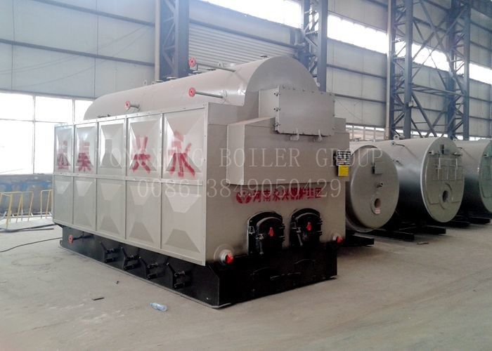 Food Industrial Biomass Boiler Water Tube Wood Burning Electricity Generator