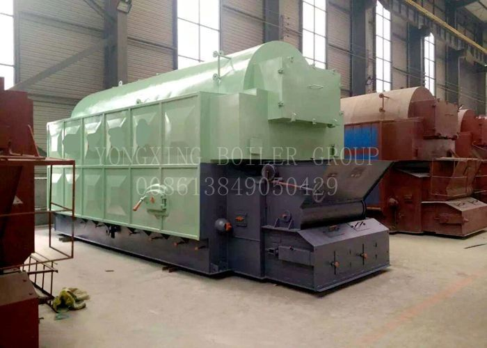 Automatic Biomass Fired Steam Boiler Wood Chip Steam Boiler Zero Carbon Emissions