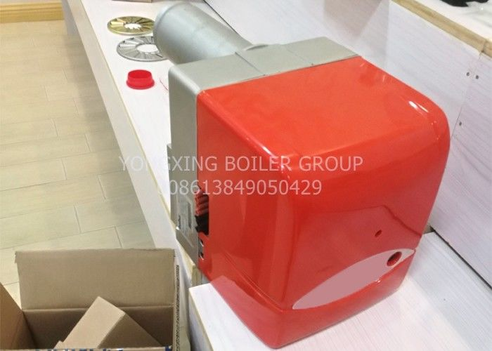 66kw Multi - Fuel Light Oil Burner Tube Annealing Furnace Energy Saving