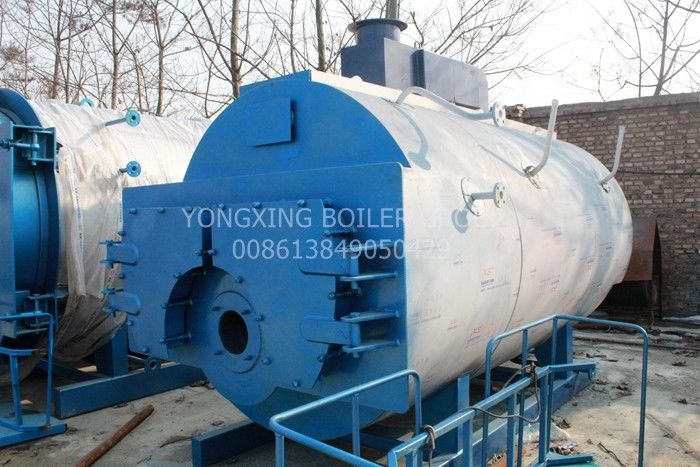 Fully Automatic Natural Gas Fired Steam Boiler For Crude Palm Factory