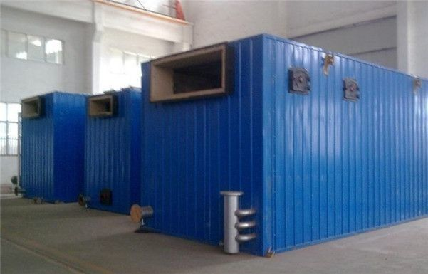 Solid Fuel Fired Thermic Fluid Heater Thermic Oil Furnace For Petrochemical Industry