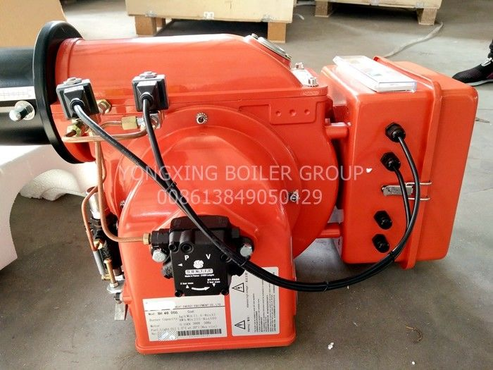 Environmental Friendly Oil Boiler Burner Unit Positive Pressure 380v 50hz