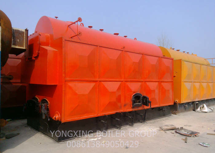 High Efficency Coal Steam Boiler and Industrial Biomass Boiler For Chemicals Factory with Natural Circulation