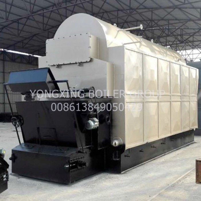 Fast Heating and Low Fuel Consumption Biomass Hot Water Boiler Including Vertical and Horizontal Type