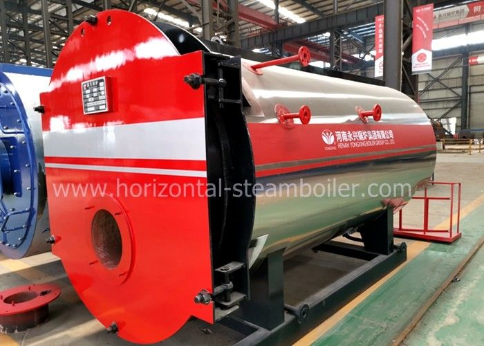 Automatic and Durable Commercial Oil Fired Boilers and Oil Heating Boiler for Plywood Industry