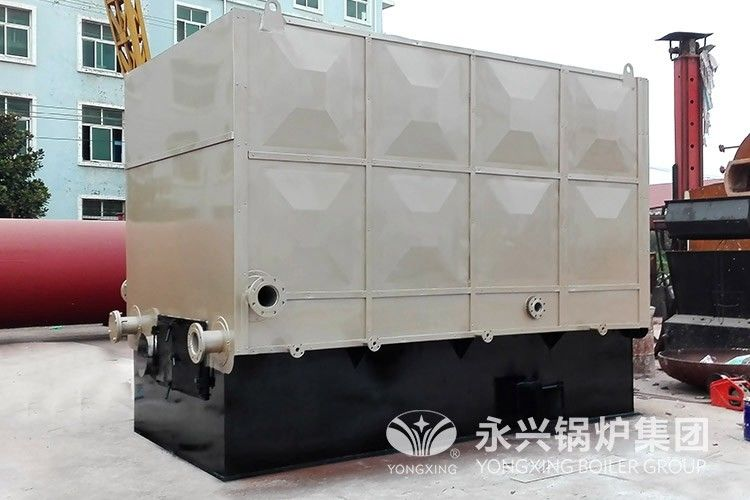 Wood Coal Fired Thermic Fluid Heater Oil System , Thermal Fluid Boiler 4600 KW