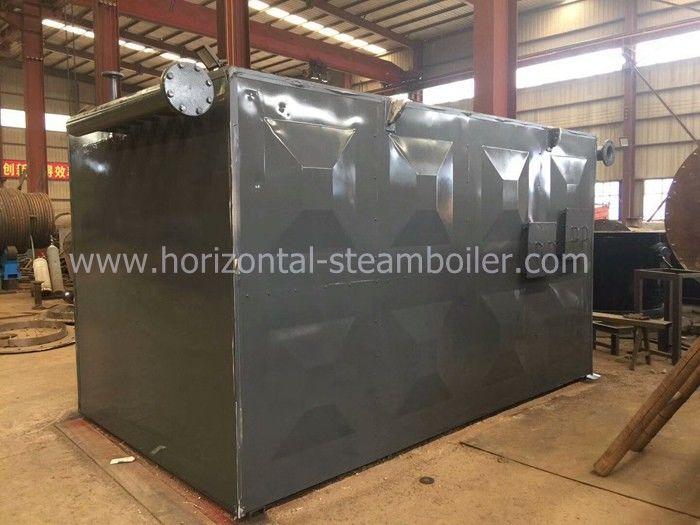 Professional Coal Fired Thermal Fluid Boiler/ Thermo Oil Boiler With High Heat Efficient