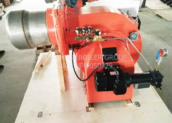 4000kw Boiler Light Oil Burner Oil And Gas Burner High Performance Centrifugal Fan
