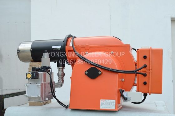 Automatic 3500kw  Industrial Gas Package Burners High Efficiency For Steam Boiler 4ton