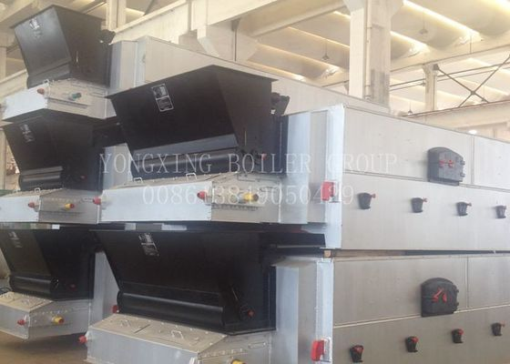 Highly Combustion Moving Grate Furnace  8 T/H With Cast Iron Fire Bars