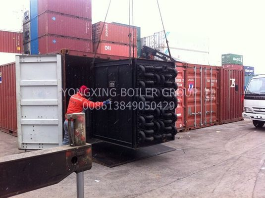 China Carbon Steel Furnace Economizer In Boiler  Quick Installation For Petrochemical factory