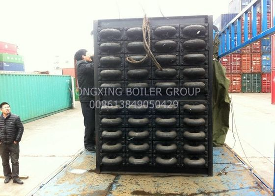 China Power Steam Boiler Economizer Industry Steam Boiler Parts Compact Space factory