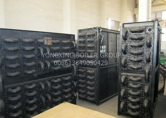 Energy Saving Boiler Stack Economizer Finned Tube15 Ton ISO9001 Certification
