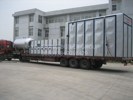 Automatic Thermal Oil Boiler Thermal Oil Furnace Coal Fired Moving Grate