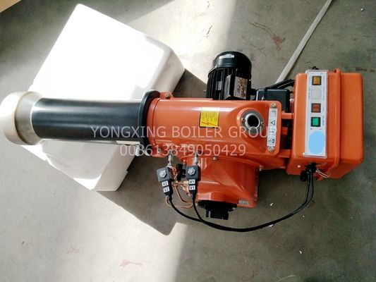 380v 50hz Industrial Oil Burner Two Stage Small Heat Treatment Furnace