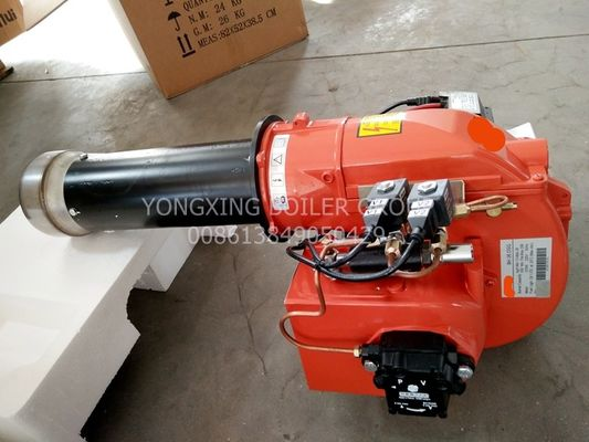 Waste Pyrolysis Light Oil Burner Three Stage Diesel Burner For Boiler
