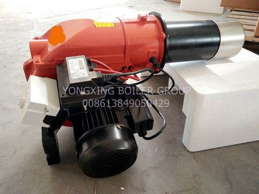 China 35kw Steam Residential Oil Burners High Efficiency Oil Burner Long Combustion Head factory