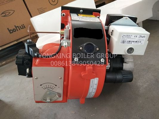 China Waste Light Oil Burner High Stability Diesel Burner For Furnace Red Color factory