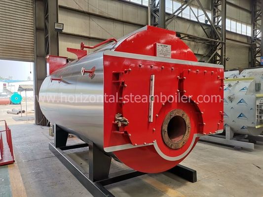 China Natural Gas / Oil Fired Hot Water Boiler Hot Water Circulating Pump High Efficiency factory