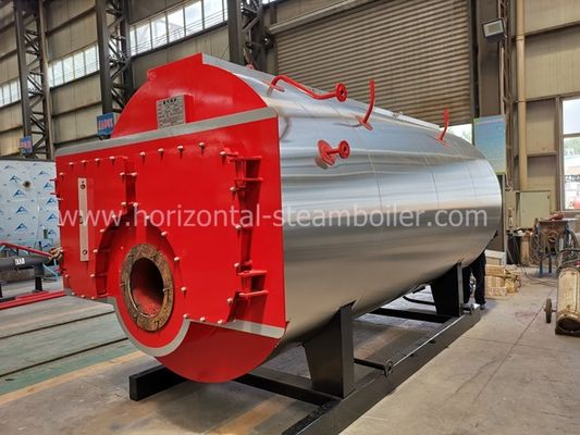 Low Pressure Diesel Oil Fired Hot Water Boiler Fully Automatic Operation