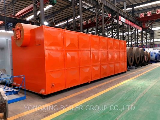 Industrial Water Tube Boiler Double Drum Coal Fired Steam Boiler SZL Type