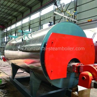 Diesel Most Efficient Oil Fired Boiler Food Processing 1 Ton - 20 Ton