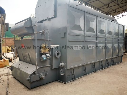 Hot Biomass Briquette Fuel Boiler Industrial Biomass Chain Grate Steam Boiler