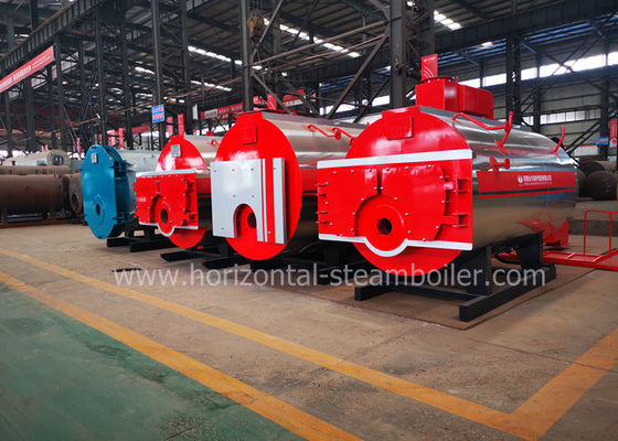 Industrial Gas Fired Steam Boiler Stainless Steel package