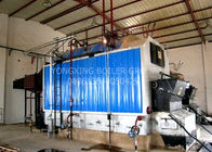 8 Ton Coal Fired Steam Boiler With Energy Saving Light Chain Grate ISO9001 Certification
