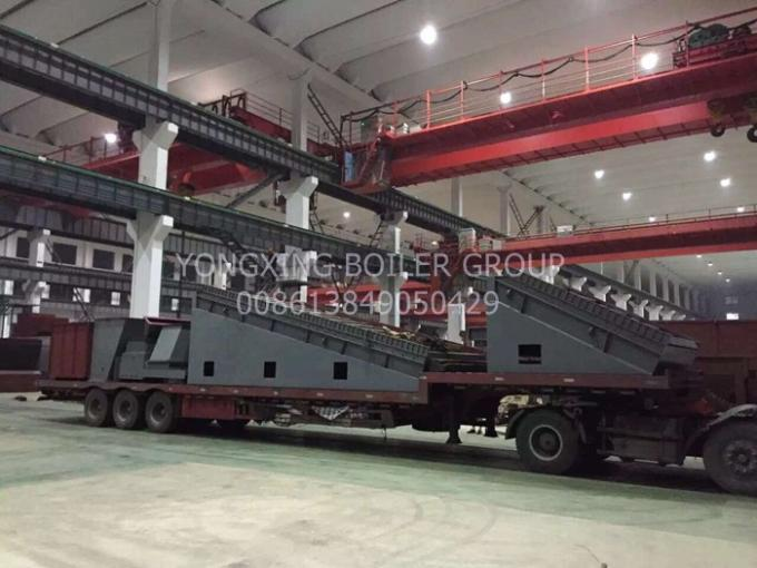Wood Pellet Boiler Chain Grate Step Grate Bar Customized Size For Boiler Coal Fire