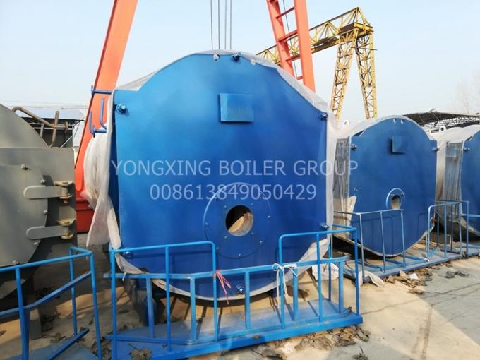 Safety Gas Fired Hot Water Boiler Gas Hot Water Furnace