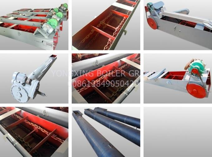 Professional Submerged Belt Conveyor Loop Chain Drag Link Chain Conveyor 1-40 T