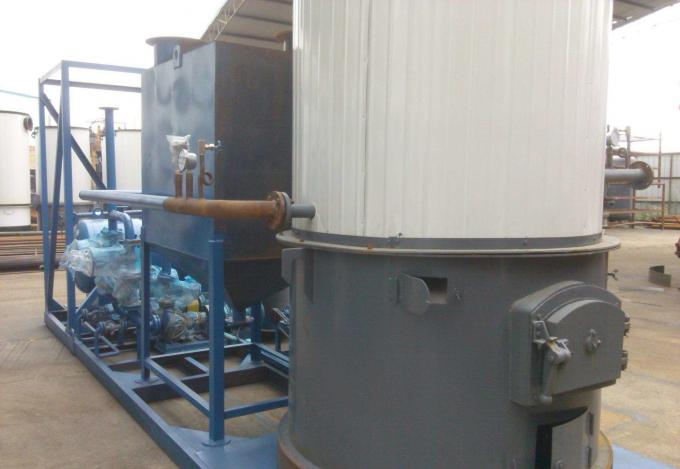 AutomaticThermal Oil Boiler , High Temperature Coal Fired Steam Boiler