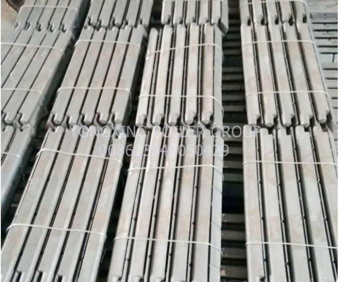 Small Scale Cast Iron Fire Bars  Driven Bar Of Boiler Accessory Customized Size