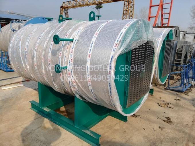 Electric Heater Oil Fired Steam Boiler Stainless Steel  Industrial Food Boiler