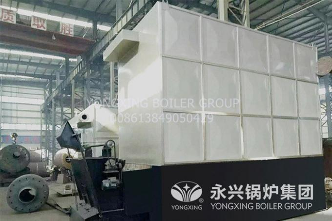 Chain Grate Stoker Thermal Oil Boiler Horizontal Thermal Flooding Boilers