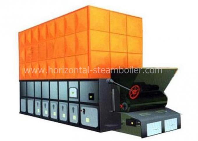 4200 KW Coal Fired Heating Oil Boiler With Air Heat Preheater Easy Installation