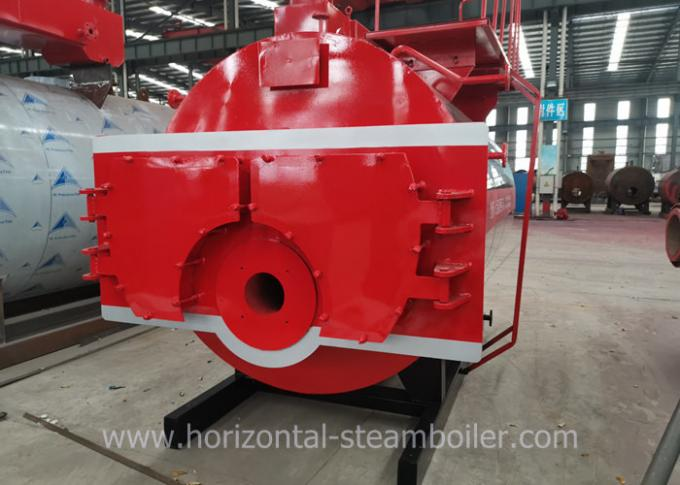 Energy Saving Industrial Hot Water Boilers 0.35-14mw With